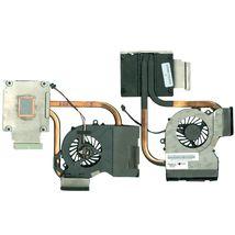 Система охлаждения для ноутбука HP 5V 0,4А 4-pin DELTA HP Pavilion DV6-6000, DV7-7000 (AMD c интегр. видео)