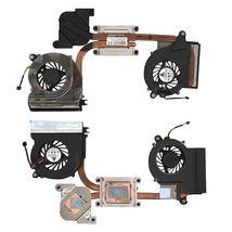 Система охлаждения для ноутбука HP 5V 0,35А 3-pin DELTA, Envy 14, 14T