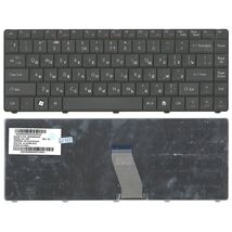 Клавиатура Acer eMachines D725, D525, Aspire 4332, 4732, 4732Z Black, длинный шлейф (Long Trail), RU