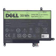 Оригинальная аккумуляторная батарея для планшета Dell 1X2TJ Latitude ST-LST01 7.4V Black 4142mAhr 30Wh