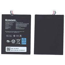 Оригинальная аккумуляторная батарея для планшета Lenovo L12T1P33 A1010 3.7V Black 3650mAh 13.5Wh