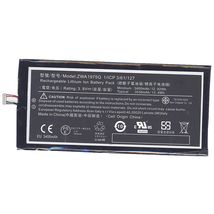 Оригинальная аккумуляторная батарея для планшета Acer ZAW1975Q Iconia Tab 7 A1-713 3.8V Black 3400mAh 12.92Wh