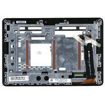 Матрица с тачскрином (модуль) для Asus MeMO Pad 10 ME102 черный с рамкой