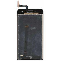 Матрица с тачскрином (модуль) для Asus ZenFone 5 A501CG черный