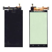 Матрица с тачскрином (модуль) для Huawei Ascend P2 черный