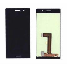 Матрица с тачскрином (модуль) для Huawei Ascend P7 черный