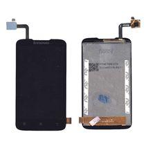 Матрица с тачскрином (модуль) для Lenovo IdeaPhone A316i черный