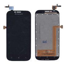 Матрица с тачскрином (модуль) для Lenovo IdeaPhone A706 черный