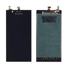 Матрица с тачскрином (модуль) для Lenovo K900 черный
