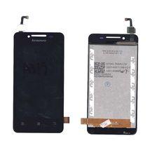 Матрица с тачскрином (модуль) для Lenovo IdeaPhone A319 черный