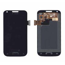 Матрица с тачскрином (модуль) для Samsung Galaxy S II SGH-T989 черный