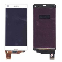 Матрица с тачскрином (модуль) для Sony Xperia Z3 D5803 Compact белый