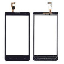 Тачскрин (Сенсорное стекло) для планшета Huawei C8816 черное