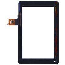 Тачскрин (Сенсорное стекло) для планшета Huawei Mediapad S7-301u, S7-303u черный