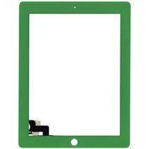 Тачскрин (Сенсорное стекло) для планшета Apple iPad 2 A1395, A1396, A1397 зеленый