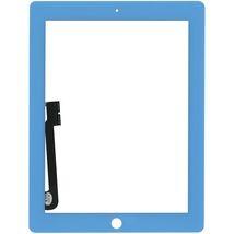 Тачскрин (Сенсорное стекло) для планшета Apple iPad 3 A1416, A1430, A1403, A1458, A1459, A1460 голубой