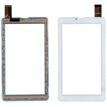 Тачскрин (Сенсорное стекло) для планшета Texet TM-7049 белый