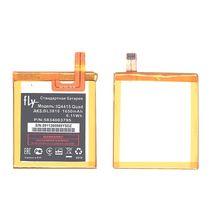 Оригинальная аккумуляторная батарея для смартфона Fly BL3810 IQ4415 Quad ERA Style 3 3.7V White 1650mAhr 6.11Wh
