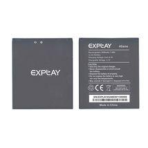Аккумуляторная батарея для смартфона Explay 4Game 3.7V Black 2000mAhr 7.4Wh
