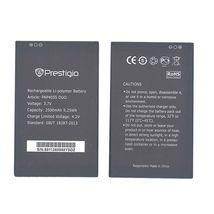Аккумуляторная батарея для смартфона Prestigio PAP4055 4055 Multiphone 3.7V Black 2500mAh 9.25Wh