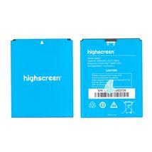 Оригинальная аккумуляторная батарея для смартфона Highscreen Spade 4.2V Black 2100mAh 7.77Wh