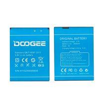 Оригинальная аккумуляторная батарея для смартфона Doogee X6 3.7V White 2500mAh 9.25Wh