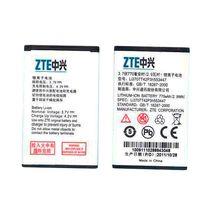 Оригинальная аккумуляторная батарея для смартфона ZTE Li3709T42P3h553447 F160, C70, C78, C88 3.7V White 770mAh 2.96Wh