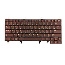Клавиатура для ноутбука Dell Latitude E6420