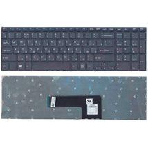 Клавиатура для ноутбука Sony (FIT 15, SVF15) Black, (No Frame) RU