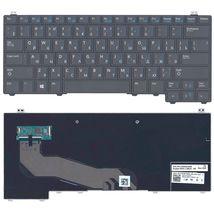 Клавиатура Dell latitude (E5440) Black, RU