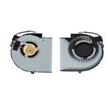 Вентилятор для ноутбука Dell Insipiron 13Z, M301Z, N301Z, N311Z, Vostro V131, 5V 0.4A 4-pin Forcecon