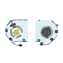 Вентилятор для ноутбука Dell Insipiron 13Z, N311Z, Vostro V131, 5V 0.4A 4-pin Forcecon закрытый