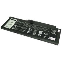 Аккумуляторная батарея для ноутбука Dell F7HVR Inspiron 15-7537 14.8V Black 3900mAh Orig