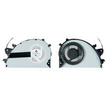 Вентилятор для ноутбука Sony Vaio SVS15, SVS151, SVS1511, 5V 0.5A 4-pin Brushless