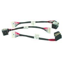 Разъем питания Dell Inspiron N5040 с кабелем